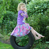 Garden Games Tyre Swing & rope (pendulum) - PH Rope ATJE12983 Buy Online - Your Little Monkey