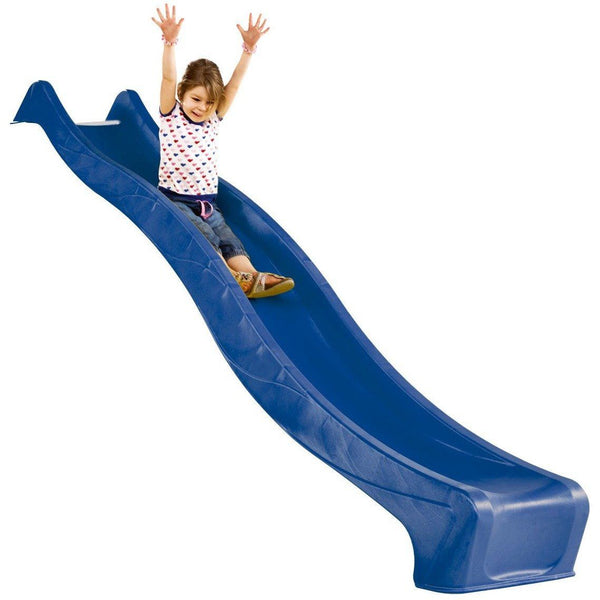 Blue Rabbit Slide Climbing frame add-on - Your Little Monkey