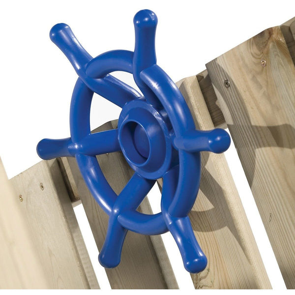 Blue Rabbit Steering Wheel Boat STAR - Your Little Monkey