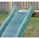 KBT Slide, Heavy Duty wavy green 2.5m  ATJE153* Buy Online - Your Little Monkey