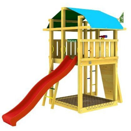 Jungle Gym Fort Climbing frame (T401-010) Buy Online - Your Little Monkey
