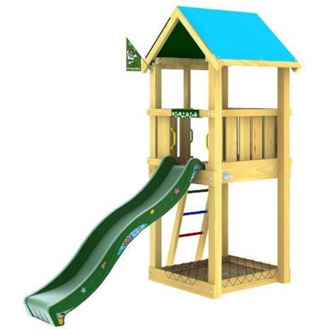 Jungle Gym Castle Climbing frame (T401-120) Buy Online - Your Little Monkey