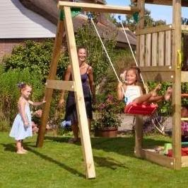 Jungle Gym Single Swing Module xtra Buy Online - Your Little Monkey