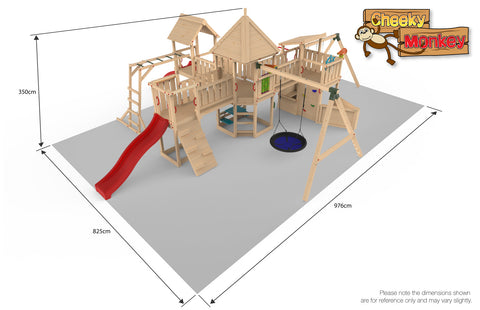 Cheeky Monkey Play Park