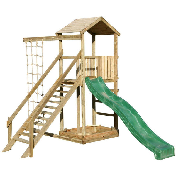 Action Monmouth (No Swing) Climbing Frame (ATJE273.1) + FREE GIFT Buy Online - Your Little Monkey