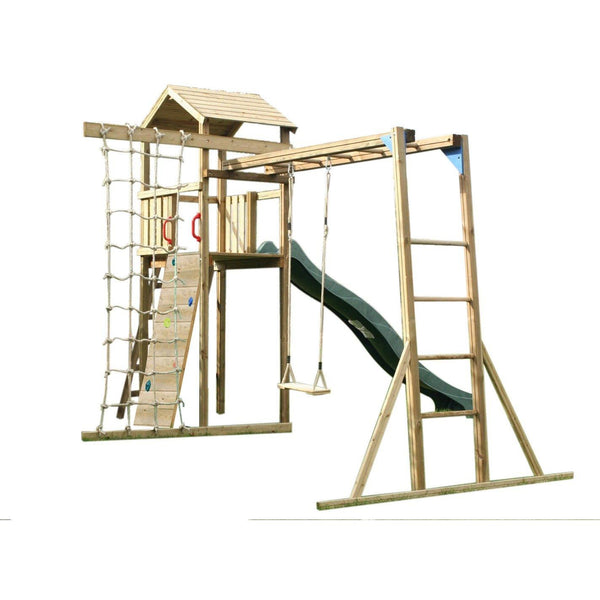 Action Monmouth Monkey Climbing Frame with Monkey Bars (ATJE274) + FREE GIFT - Your Little Monkey