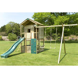Action Gate Lodge Climbing Frame (ATJE476) + FREE GIFT Buy Online - Your Little Monkey