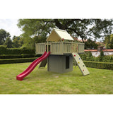 Cheeky Monkey - Lookout Tower - Kids Climbing Frame Buy Online - Your Little Monkey