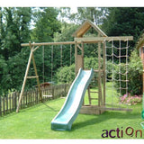 Action Arundel Single Climbing Frame (ATJE255) + FREE GIFT Buy Online - Your Little Monkey