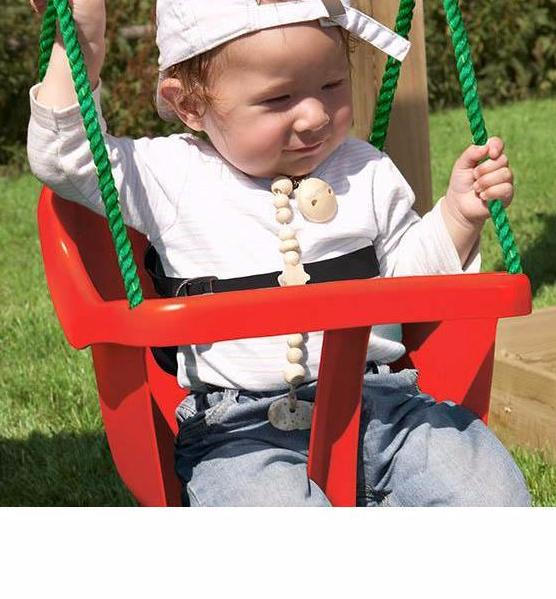 Jungle Gym Baby Swing Kit (Red) Accessory (250-023) Buy Online - Your Little Monkey