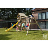 Blue Rabbit Belvedere Climbing Frame + FREE GIFT - Your Little Monkey