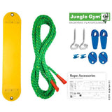 Jungle Gym Sling Swing Kit (Various Colours) Accessory (250-000) Buy Online - Your Little Monkey