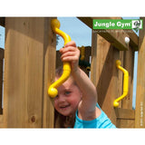Jungle Gym Cabin Climbing frame (T401-060) Buy Online - Your Little Monkey
