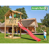 Jungle Gym Shelter Climbing frame (T401-065) Buy Online - Your Little Monkey