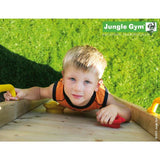 Jungle Gym Barn Climbing frame (T401-007) Buy Online - Your Little Monkey