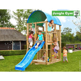Jungle Gym Farm Climbing frame (T401-008) Buy Online - Your Little Monkey