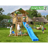 Jungle Gym Chalet Climbing frame (T401-013) Buy Online - Your Little Monkey