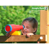 Jungle Gym Lodge Climbing frame (T401-040) Buy Online - Your Little Monkey