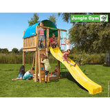 Jungle Gym Villa Climbing frame (T401-020) Buy Online - Your Little Monkey