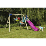 Blue Rabbit Deckswing Climbing Frame + FREE GIFT - Your Little Monkey