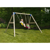 Blue Rabbit Free Swing Climbing Frame - Your Little Monkey