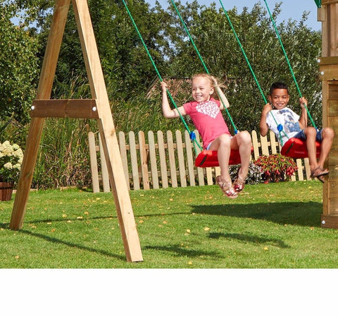 Jungle Gym Swing Module Xtra (incl. swing) Buy Online - Your Little Monkey