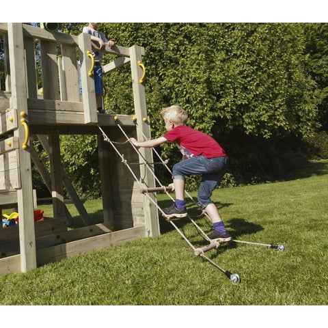 Blue Rabbit Net Climbing frame add-on - Your Little Monkey