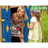 Jungle Gym Cottage add-on (Play House) (T450-245) Buy Online - Your Little Monkey