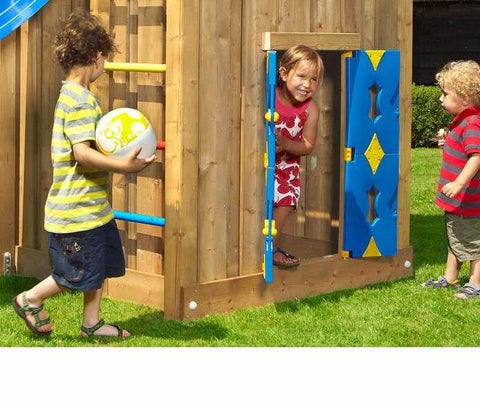 Jungle Gym Castle add-on (Play House) (T450-245) Buy Online - Your Little Monkey