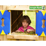 Jungle Gym Villa add-on (Play House) (T450-245) Buy Online - Your Little Monkey