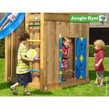 Jungle Gym Lodge add-on (Play House) (T450-245) Buy Online - Your Little Monkey