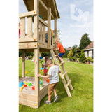 Blue Rabbit Pagoda Climbing Frame + FREE GIFT - Your Little Monkey