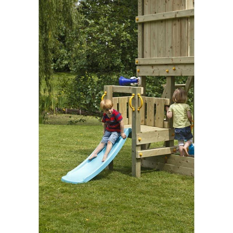 Blue Rabbit Platform Climbing frame add-on - Your Little Monkey