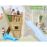 Jungle Gym Boat Module T450-410 Buy Online - Your Little Monkey