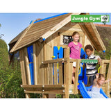 Jungle Gym Crazy Playhouse XL Playhouse (T430-140XL) Buy Online - Your Little Monkey