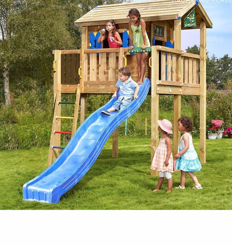 Jungle Gym Water Slide Blue Large Accessory (334-200) Buy Online - Your Little Monkey