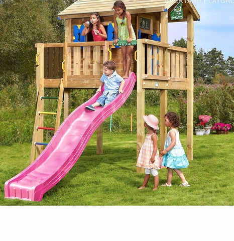 Jungle Gym Water Slide Pink Large  Accessory (334-500) Buy Online - Your Little Monkey