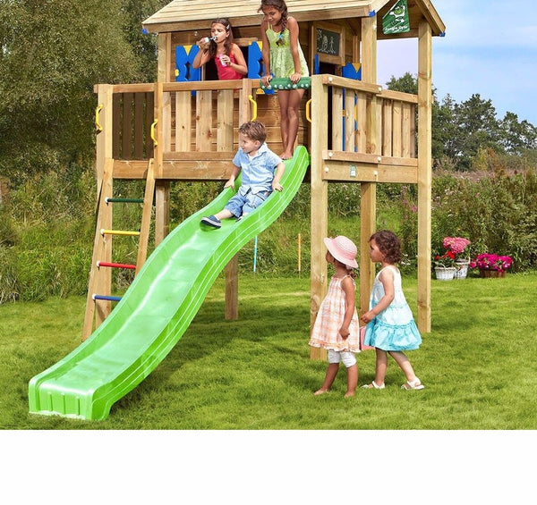Jungle Gym Water Slide Green Large Accessory (334-300) Buy Online - Your Little Monkey