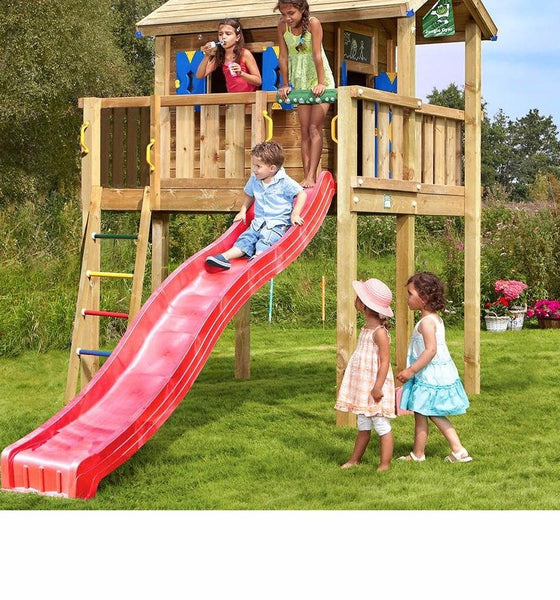 Jungle Gym Water Slide Red Large Accessory (334-400) Buy Online - Your Little Monkey