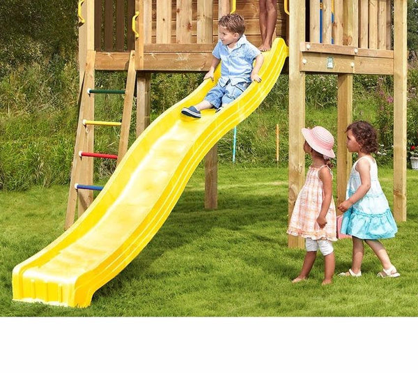 Jungle Gym Water Slide Yellow Large Accessory (334-100) Buy Online - Your Little Monkey