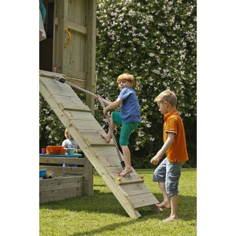 Blue Rabbit Ramp Climbing frame add-on - Your Little Monkey