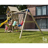 Blue Rabbit Swing Module Climbing frame add-on - Your Little Monkey