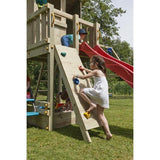 Blue Rabbit Wall Climbing frame Add-on - Your Little Monkey