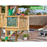 Jungle Gym Balcony Module T450-255 Buy Online - Your Little Monkey