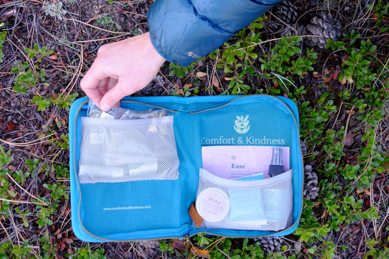 Ease aromatherapy care kit