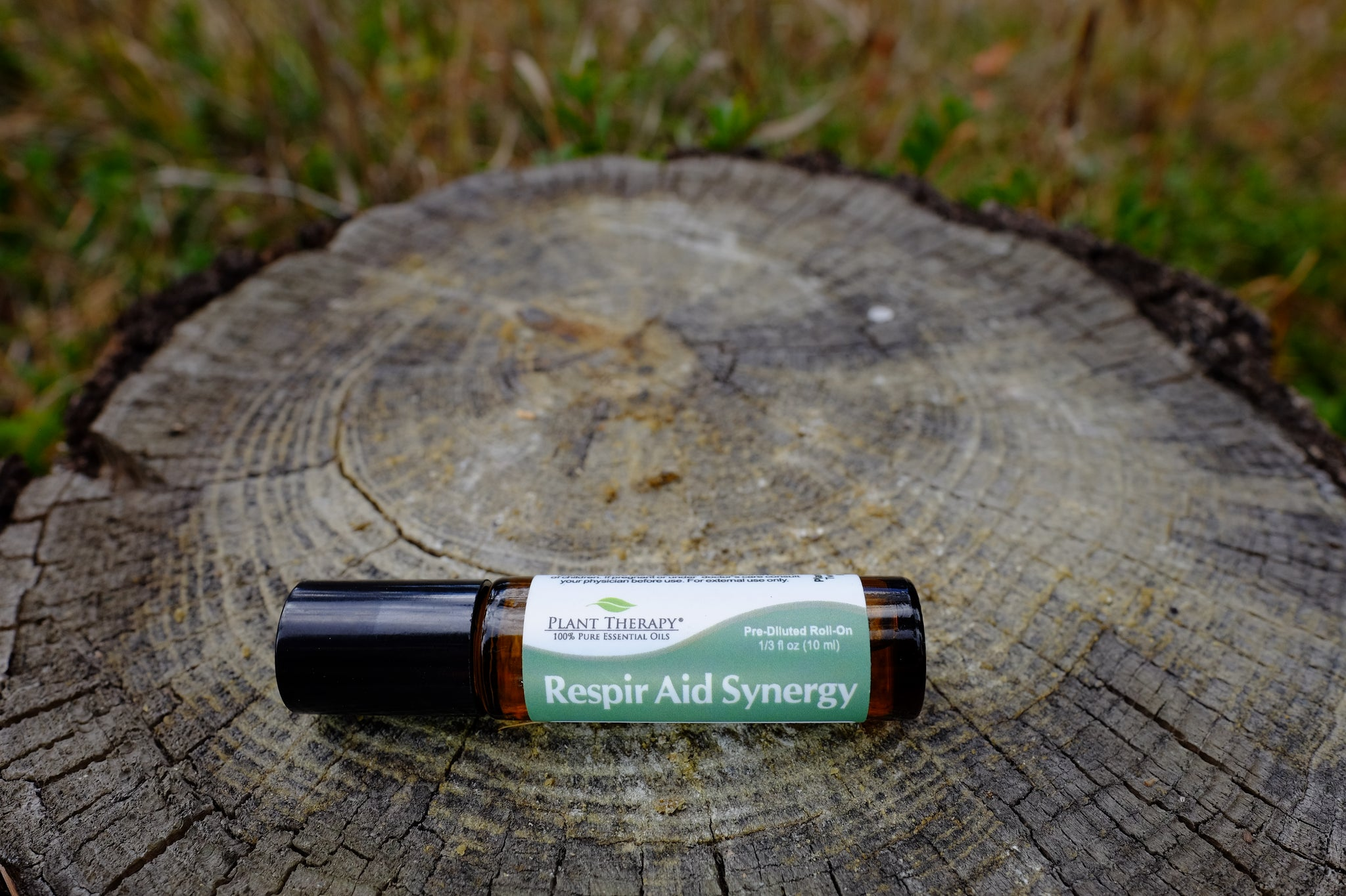Respir Aid Synergy Roll-on Essential Oil