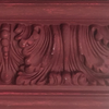 Bordeaux - Red paint. No prep paint. Where to buy chalk paint.