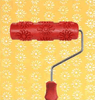 Daisy Chain Roller - Medium textured paint rollers