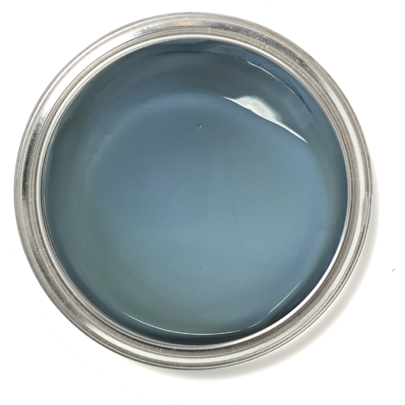 French Blue - Gray blue furniture paint. gray blue chalk paint. where to buy furniture paint