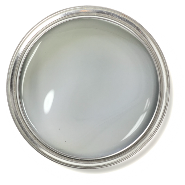 Franciscan Gray 16oz - Light Gray outdoor paint. Light gray durable paint.
